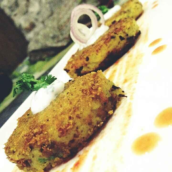 Photo of Sweet crunchy potato tikki by Farha Laliwala at BetterButter