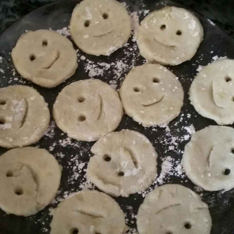 Photo of Potato Smileys by Farheen Dalvi at BetterButter