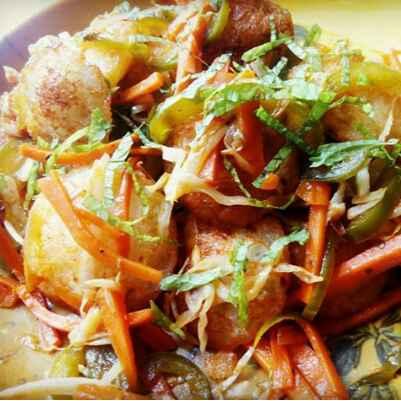 How to make Stir Fried Idlis