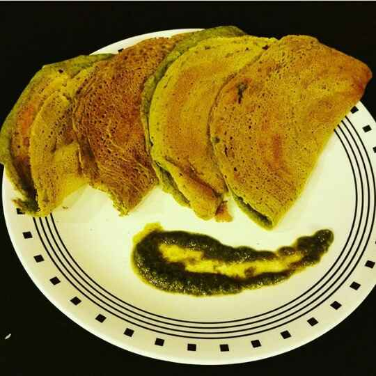 How to make Green Moong Dosa