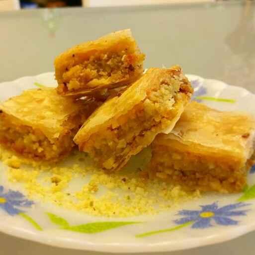 Photo of Baklava by Farheen Dalvi at BetterButter