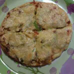 Photo of Roti Pizza by Farheen Dalvi at BetterButter