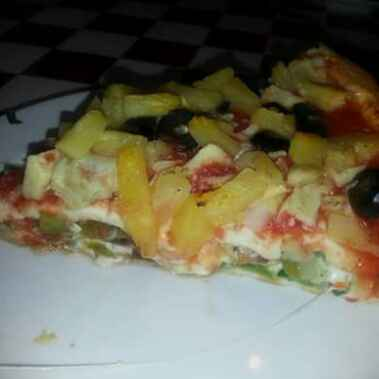 Photo of French fries pizza by Farheen Dalvi at BetterButter