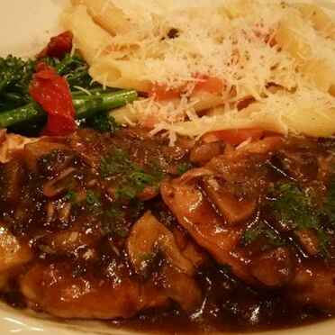 How to make Chiken Marsala