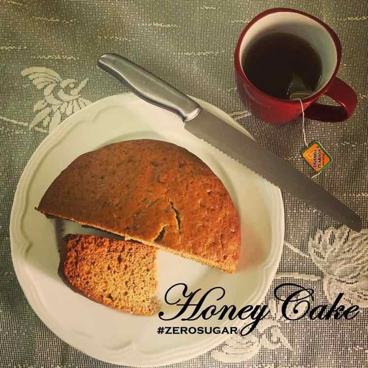 How to make Zero Sugar Dabur Honey Cake
