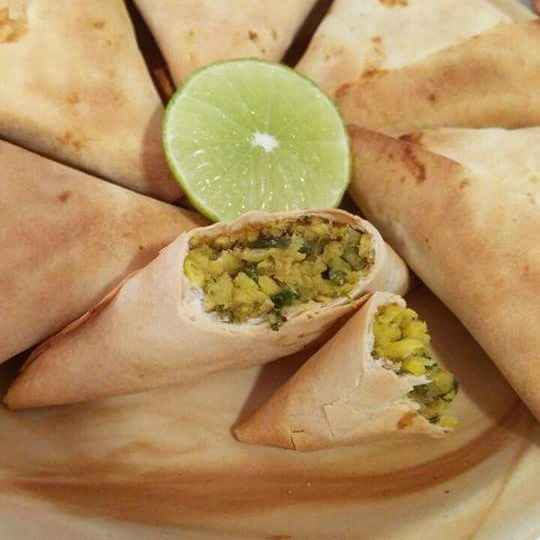 Photo of Moong daal samosa by Farida Dags at BetterButter