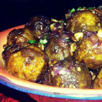 Photo of Meatball Manchurian by FarNaz AhMed at BetterButter