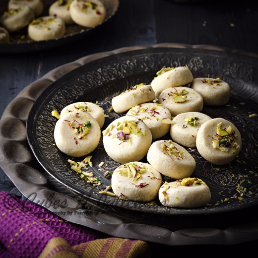How to make Malai peda