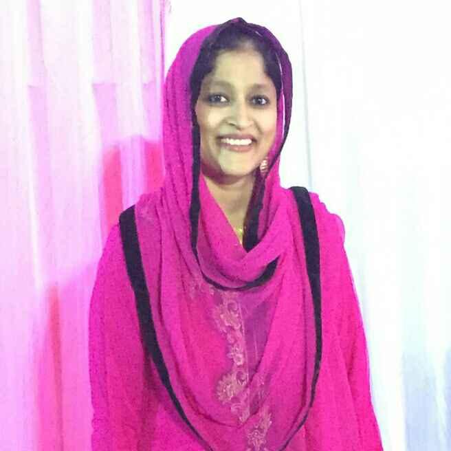 farzana sayed food blogger