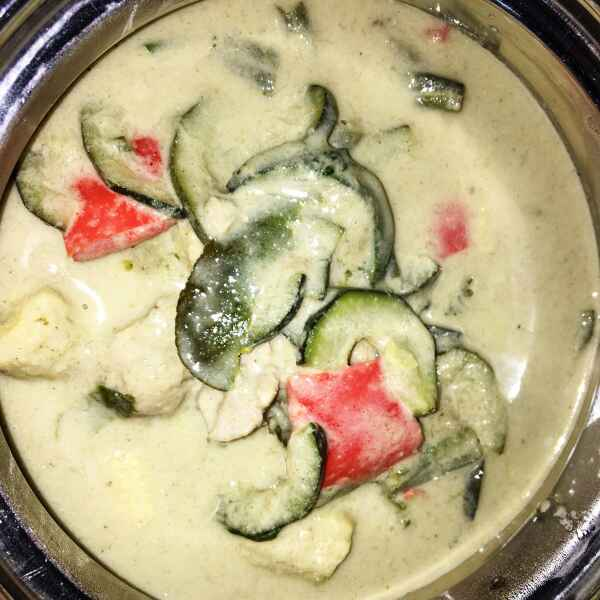 Photo of Thai Green Curry by Fatema Kudrati at BetterButter