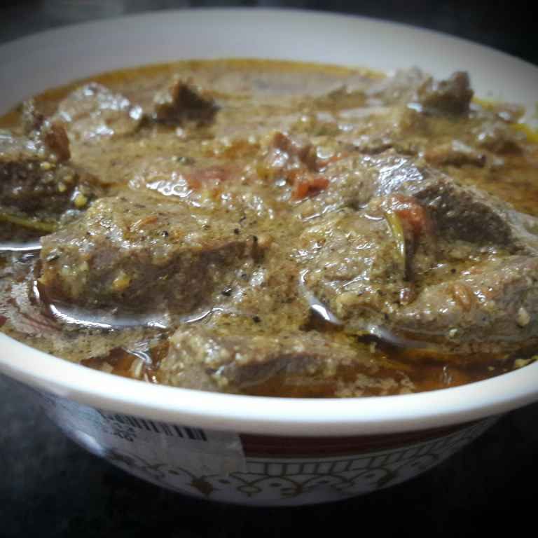 Photo of Mutton liver pepper gravy by Fathima Beevi at BetterButter