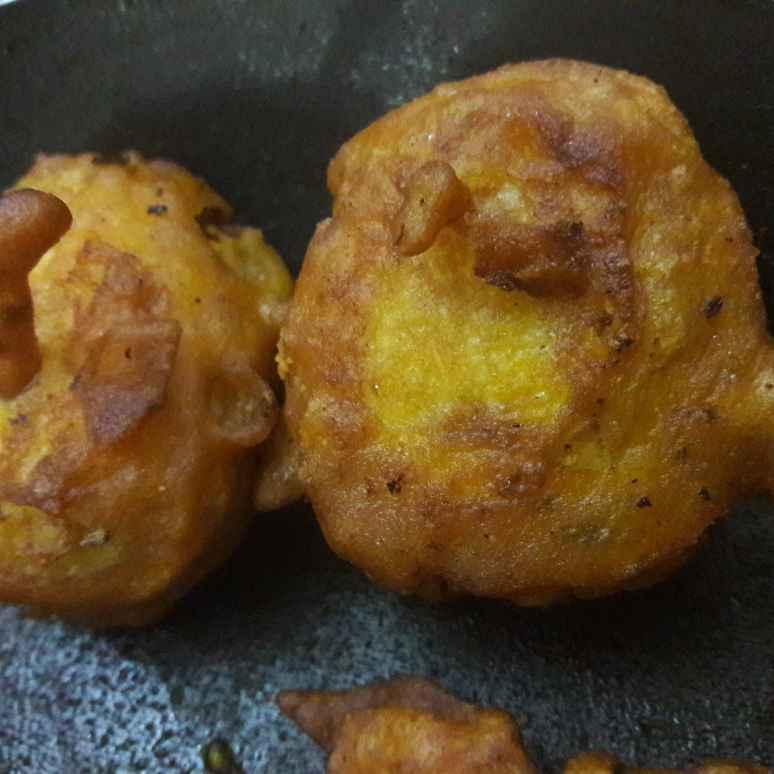 Photo of Egg bonda or egg bhaji by Fathima Beevi at BetterButter