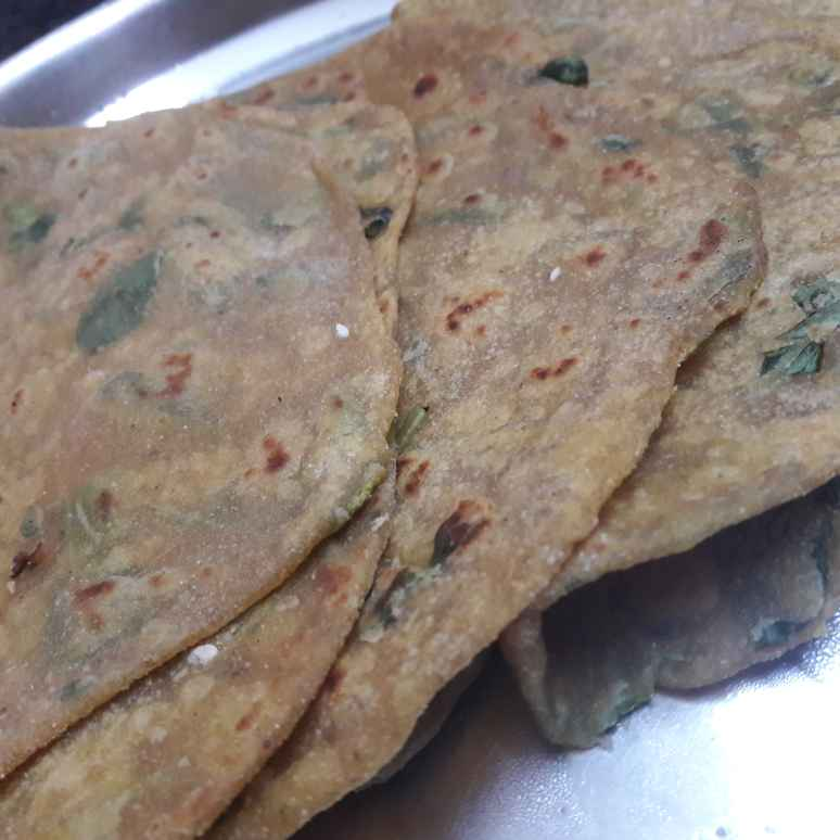 Photo of Methi chapathi by Fathima Beevi at BetterButter