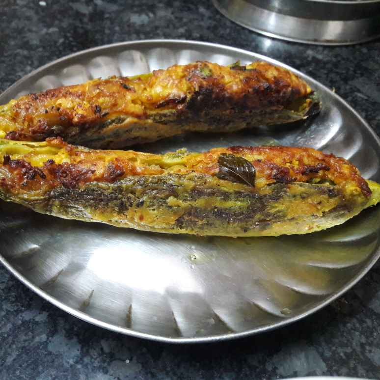 Photo of Bitter gourd boat by Fathima Beevi at BetterButter