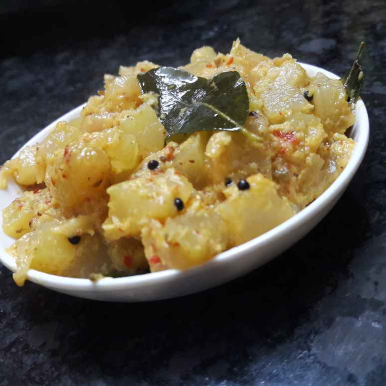 Photo of Bottle gourd stir fry by Fathima Beevi at BetterButter