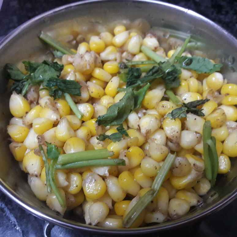 Photo of Pepper sweet corn by Fathima Beevi at BetterButter