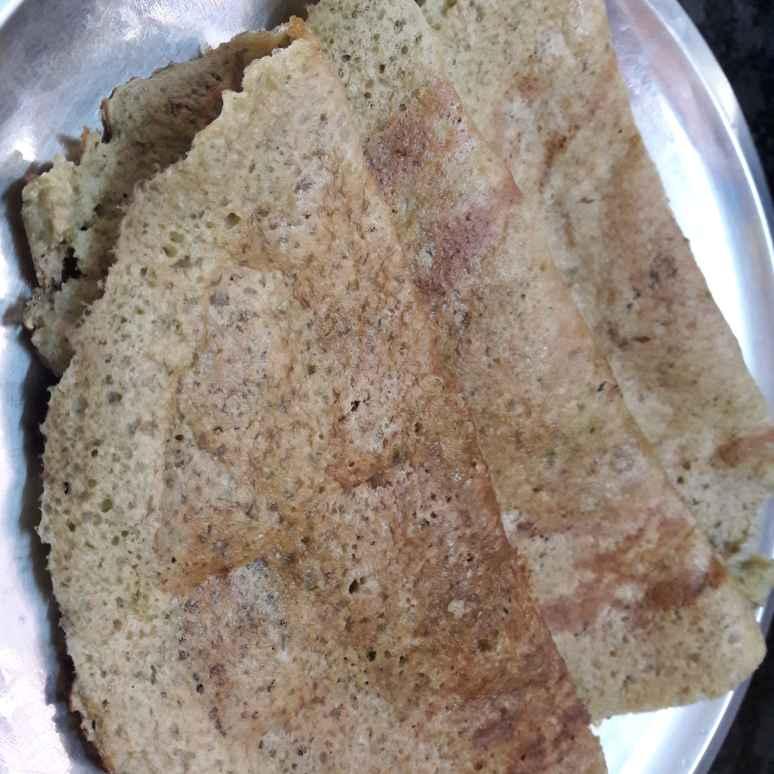 Photo of Pesaratu by Fathima Beevi at BetterButter