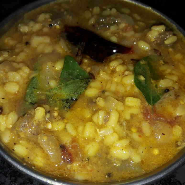 Photo of urad dal curry by Fathima Beevi at BetterButter
