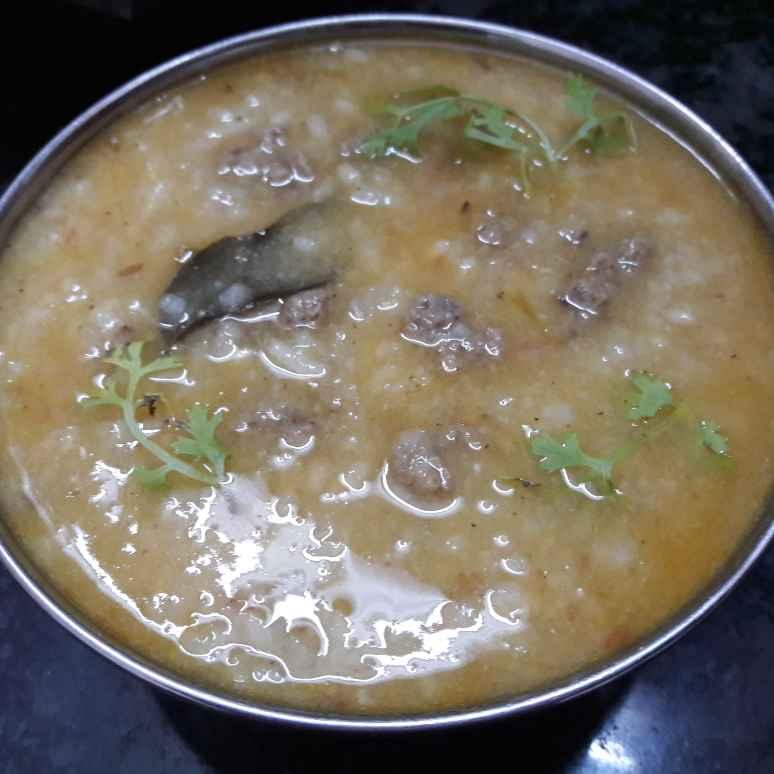 Photo of Mutton Nombu Kanji by Fathima Beevi at BetterButter