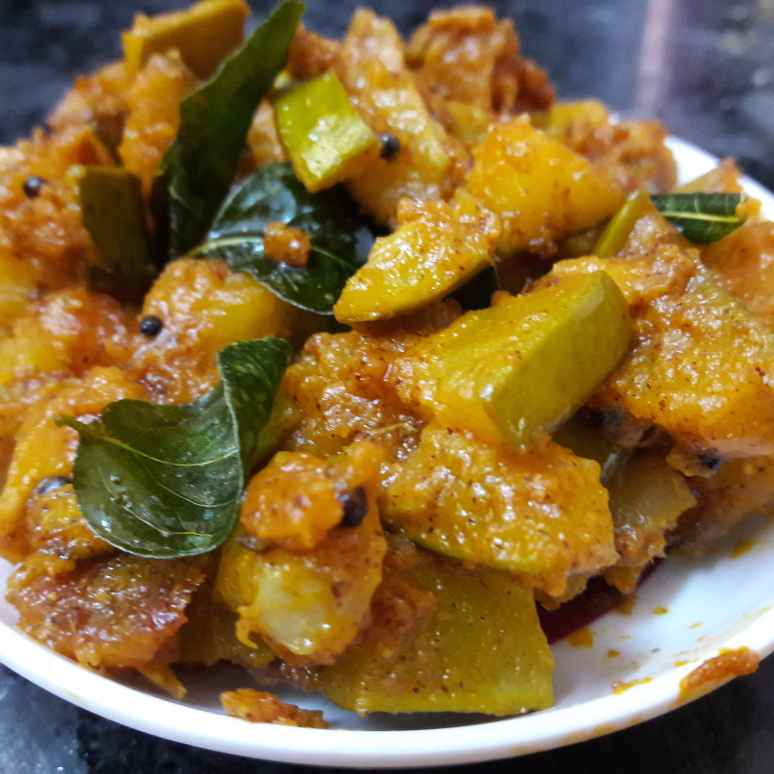 Photo of Mango pickle by Fathima Beevi at BetterButter