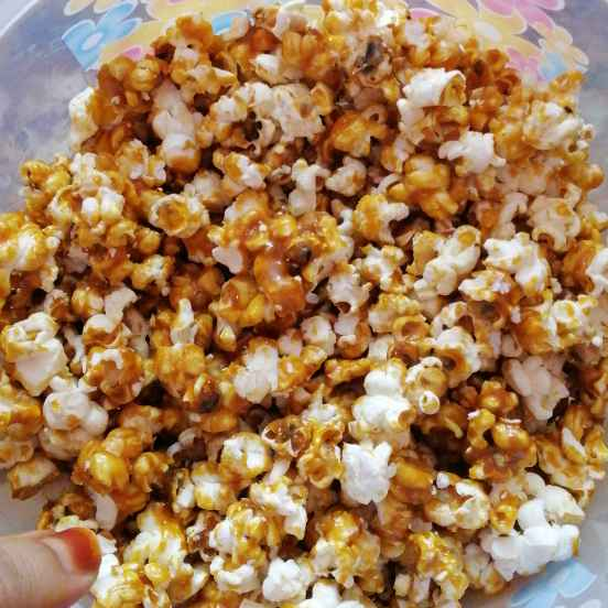 Photo of Caramel popcorn by Fathoom Hameed at BetterButter