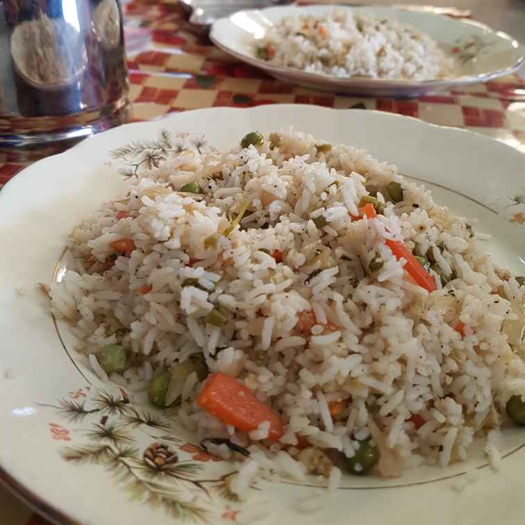 Photo of Fried rice by fathoom hameed at BetterButter