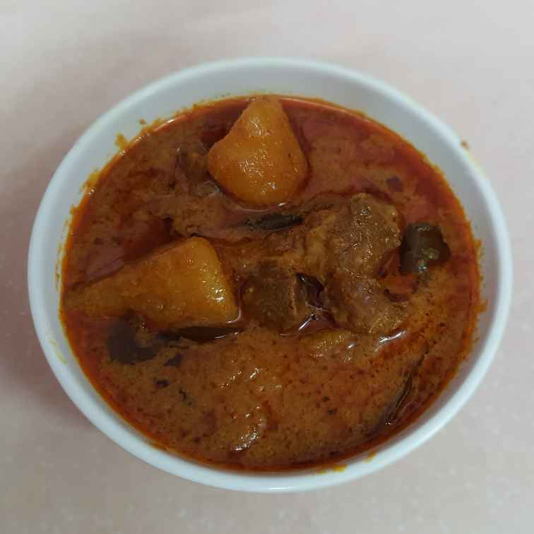 Photo of Mutton Gravy by fathoom hameed at BetterButter