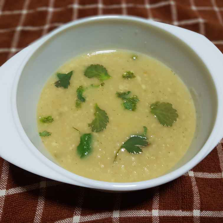 How to make Easy and healthy Oats soup