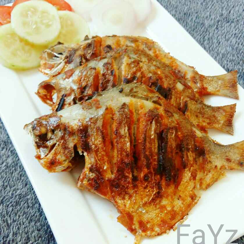 How to make Grilled Fish