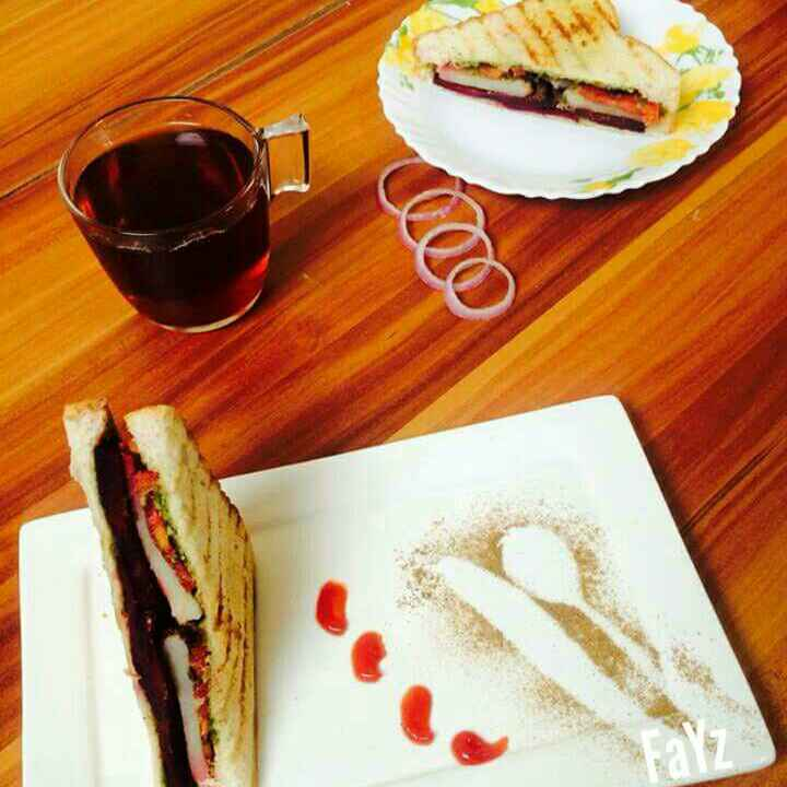 Photo of Bombay grilled sandwich by Fayiza Sabeek at BetterButter