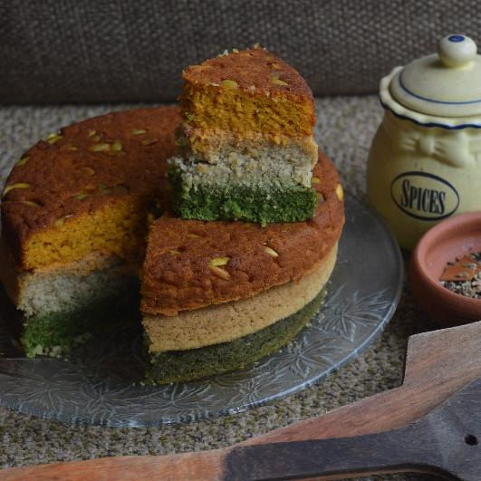 Photo of Savory Rice Cake by Femina Shiraz at BetterButter