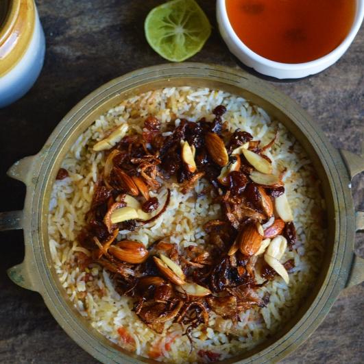 How to make Malabar Style Mutton Biryani