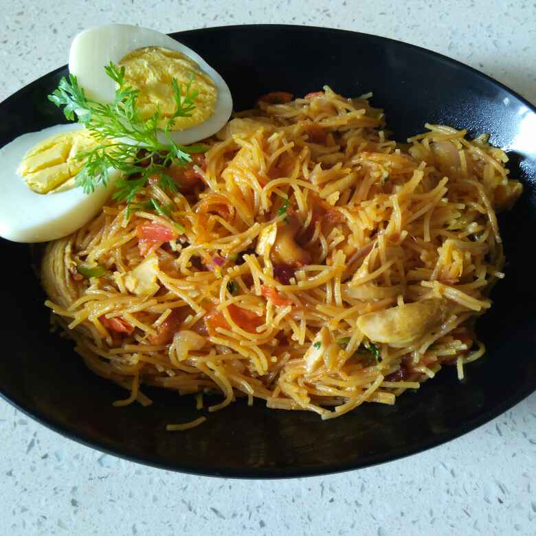 Photo of Vermicelli Upma by Femina Shiraz at BetterButter