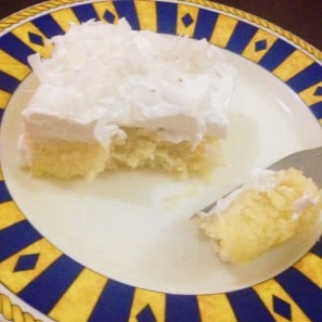 Photo of Easy triple coconut cake! by Flours Frostings at BetterButter