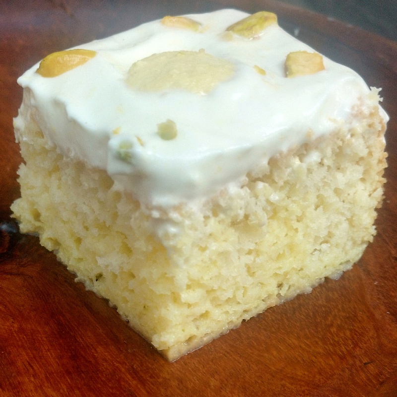 How to make Rasmalai Tres leches cake