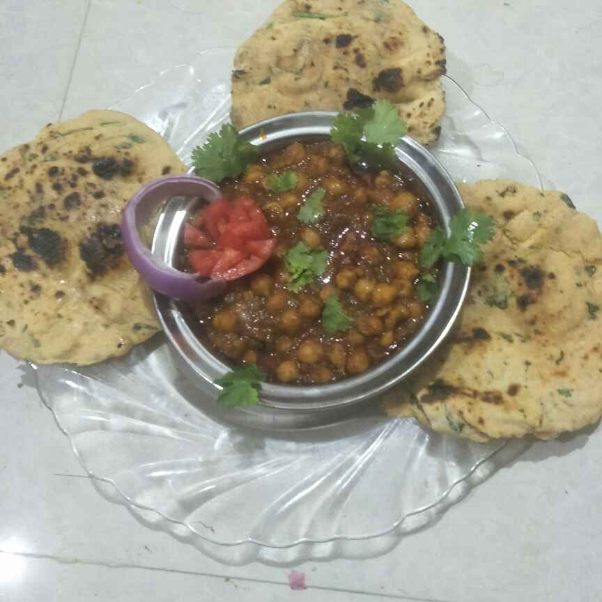 Photo of PANJABHI chole by foram bhojak at BetterButter