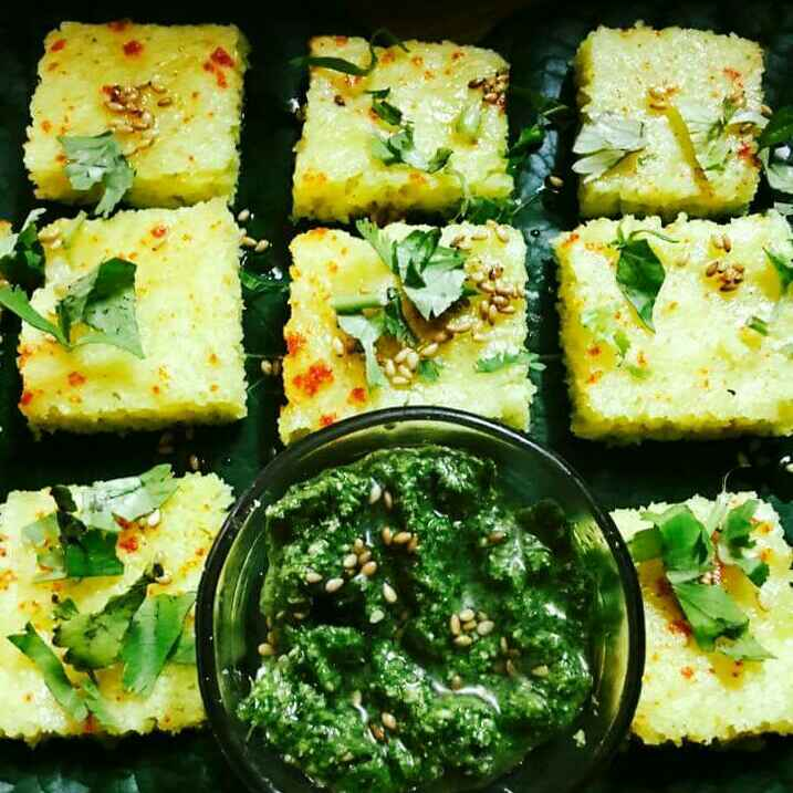 Photo of Dhokla by foram Kotak paneri at BetterButter