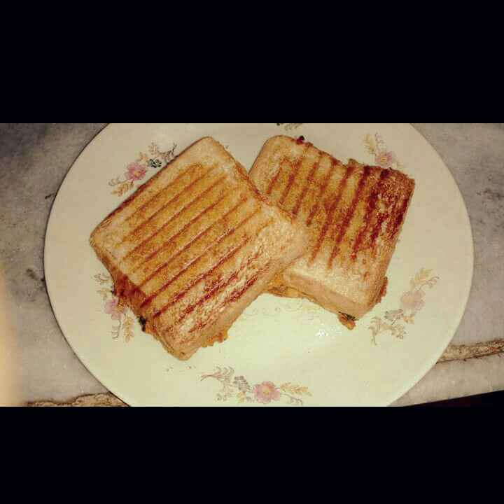 How to make Grilled sandwich