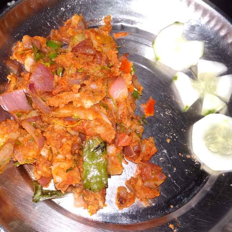How to make ఆలూ చాట్
