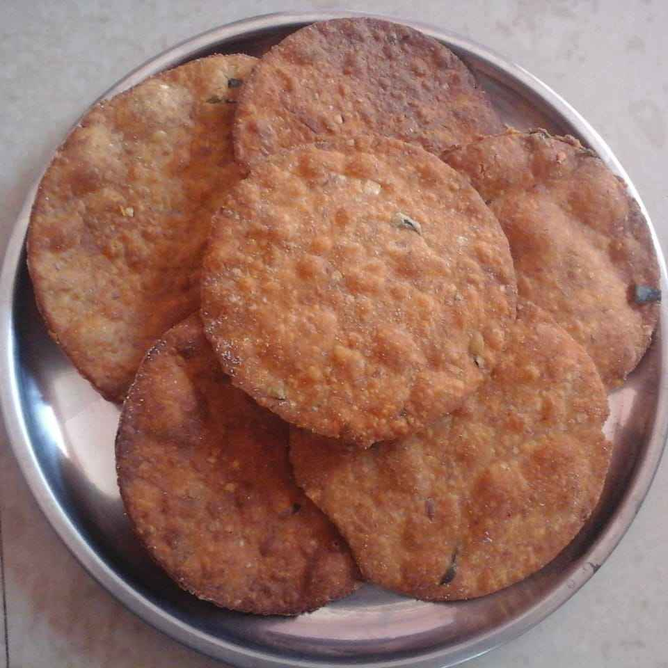 Photo of rice flour crispies  by Gadige Maheswari at BetterButter