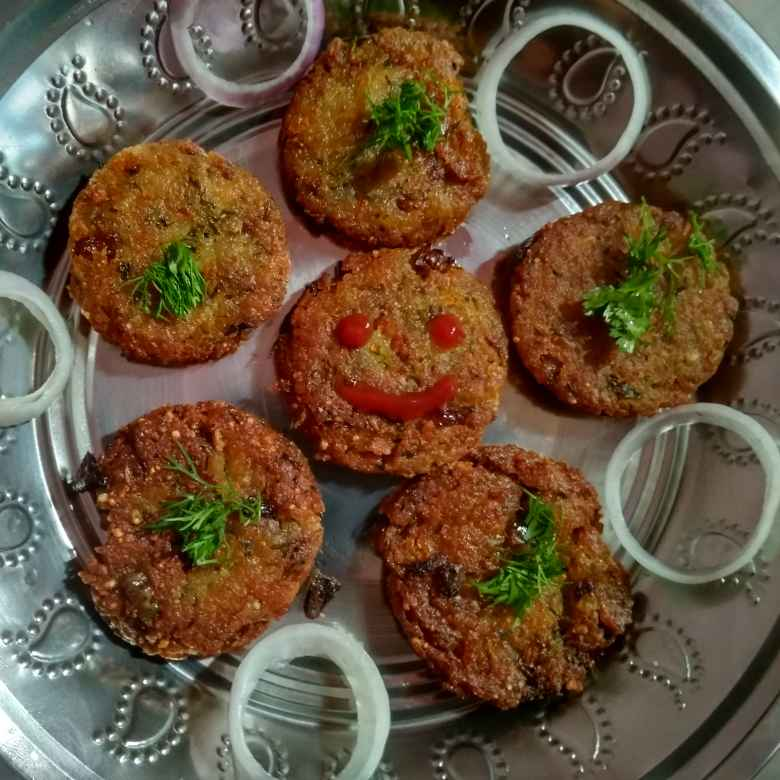 Photo of Rice Cutlets by Gadige Maheswari at BetterButter