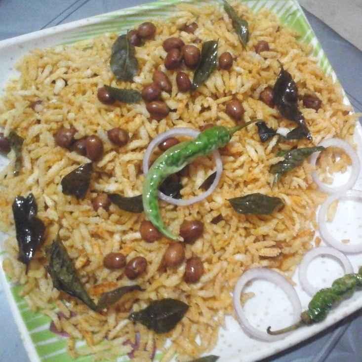 Photo of Poha mixture by Gadige Maheswari at BetterButter