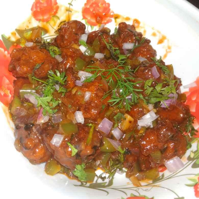 Photo of Chicken Manchuria by Gadige Maheswari at BetterButter