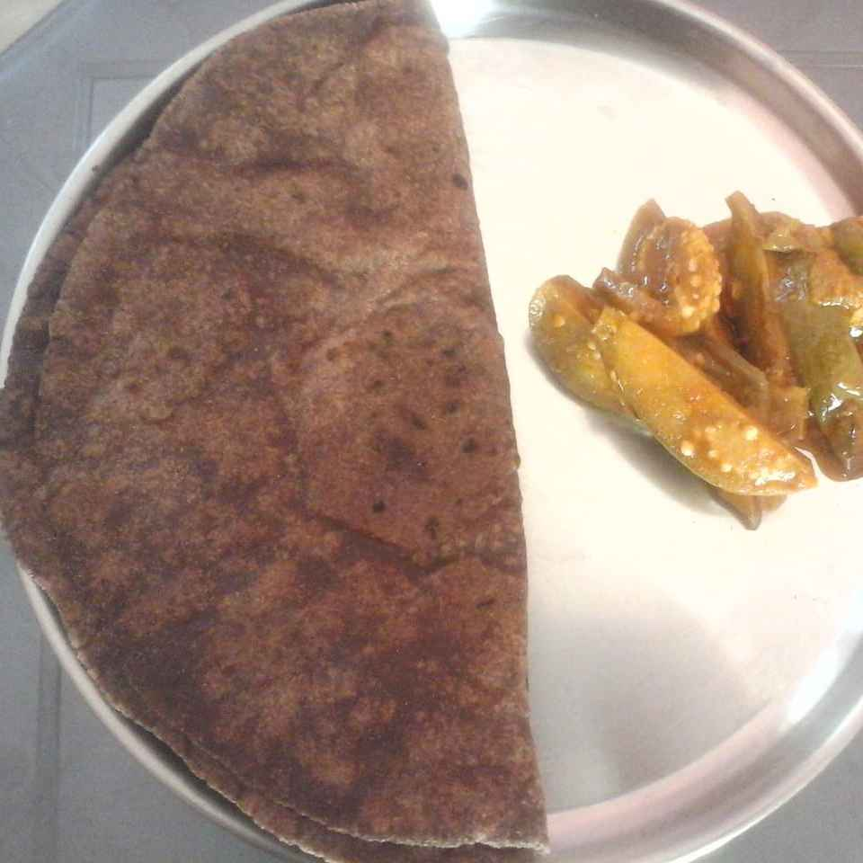 Photo of Ragi flour Chapati by Gadige Maheswari at BetterButter