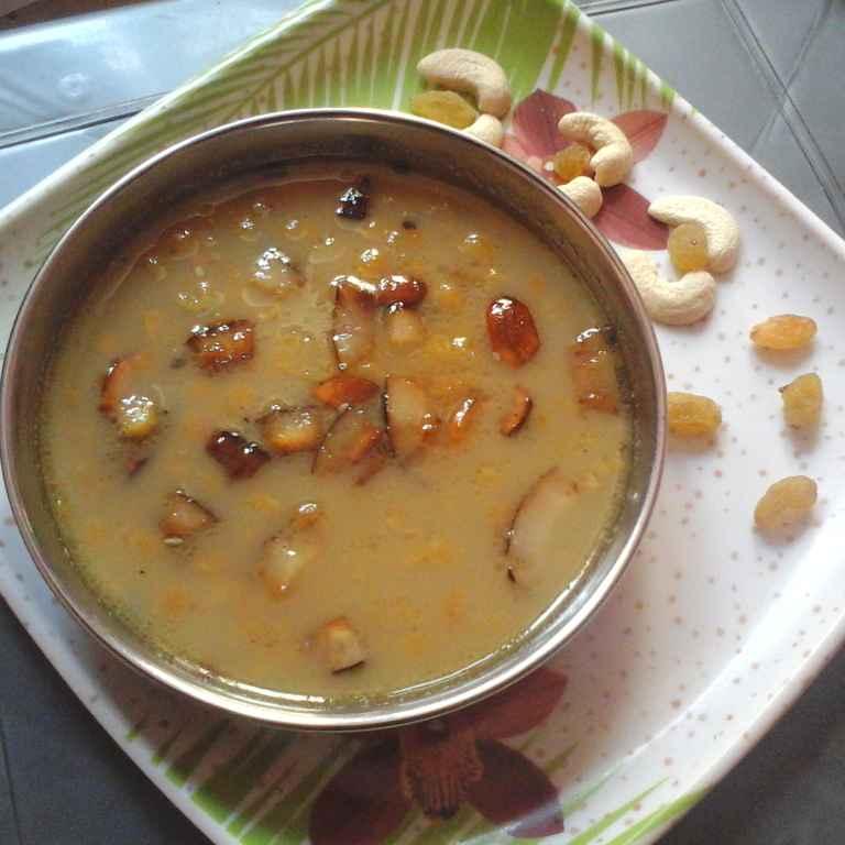 Photo of Chana Dal Payasam by Gadige Maheswari at BetterButter