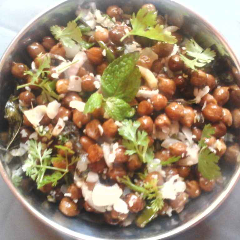 Photo of Chick Peas Chat by Gadige Maheswari at BetterButter