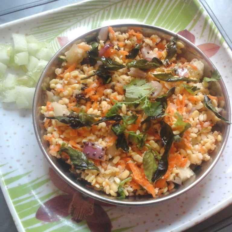 Photo of Moong dal salad by Gadige Maheswari at BetterButter