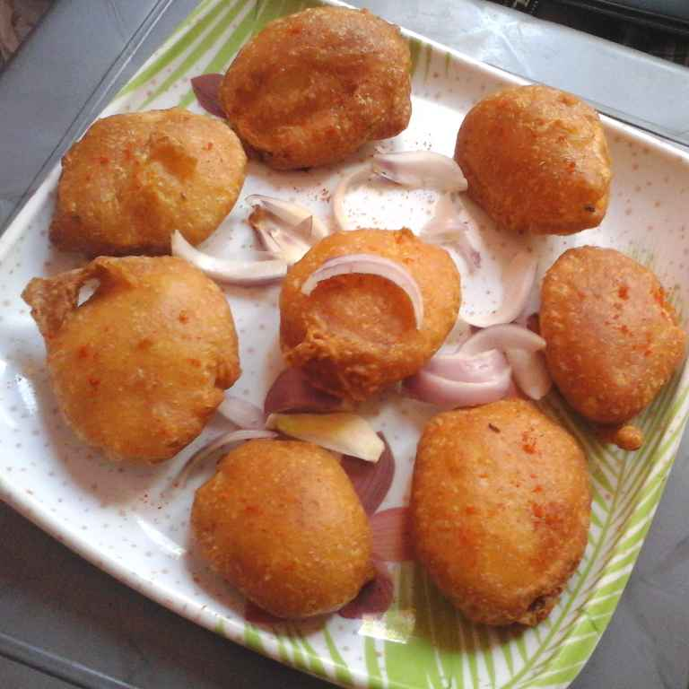 Photo of Aloo Bajji by Gadige Maheswari at BetterButter