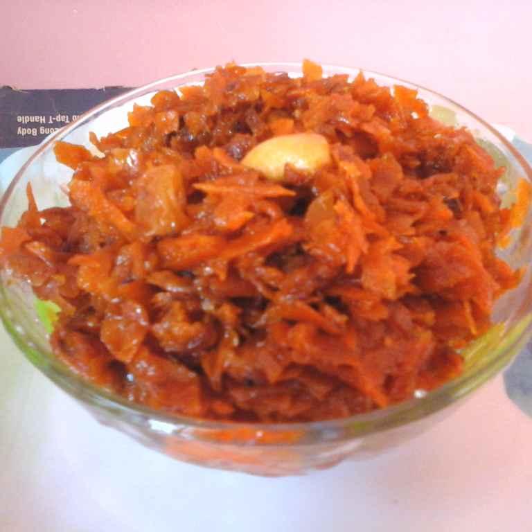 Photo of Carrot halwa by Gadige Maheswari at BetterButter