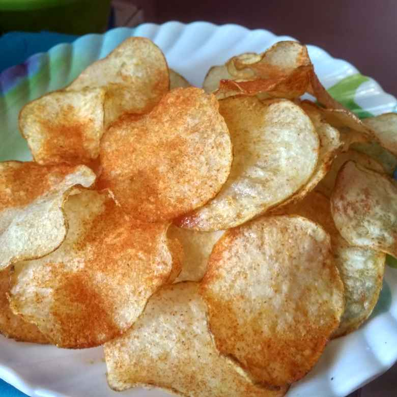 Photo of Potato Chips by Gadige Maheswari at BetterButter